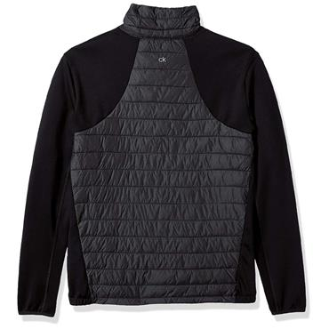 Calvin Klein Golf Gents Insul-Lite Padded Jacket Black