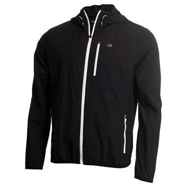 Calvin Klein Golf Gents Ultra Lite Jacket Black