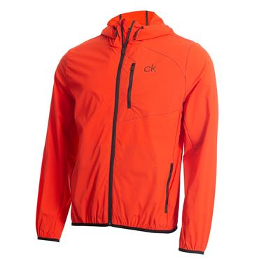 Calvin Klein Golf Gents Ultra-Lite Jacket Red