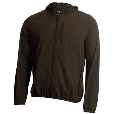 Calvin Klein Golf Gents Ultralite Jacket Khaki