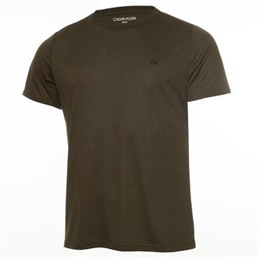 Calvin Klein Golf Gents T-Shirt 3-Pack Khaki - Navy - White