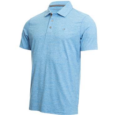 Calvin Klein Golf Gents Newport Polo Azure Marl