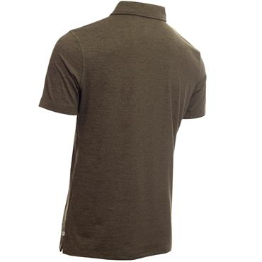 Calvin Klein Golf Gents Newport Polo Olive Green - Marl