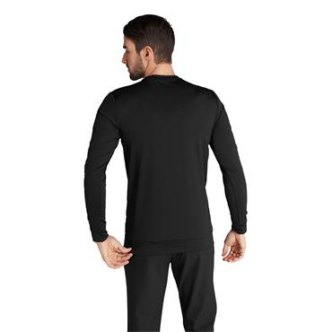 Calvin Klein Golf Gents Baselayer with Printed Chest Black