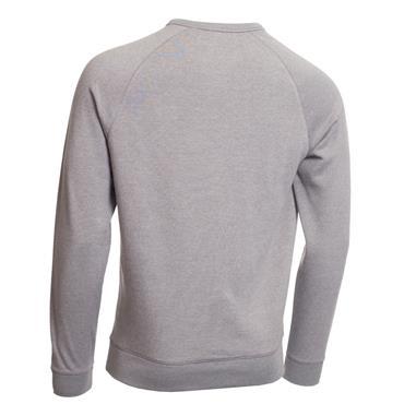 Calvin Klein Golf Gents Columbia Crew Sweater Silver - Marl