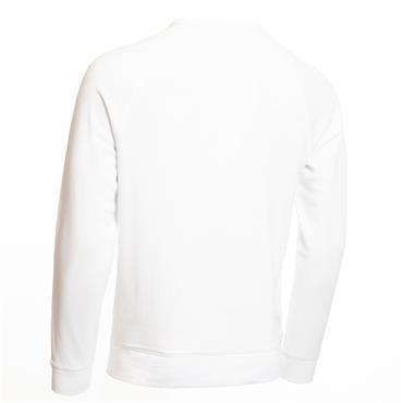 Calvin Klein Golf Gents Columbia Crew Sweater White