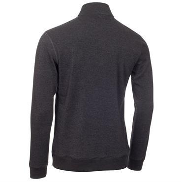 Calvin Klein Golf Gents Columbia ½ Zip Sweater Charcoal - Marl