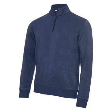 Calvin Klein Golf Gents Columbia ½ Zip Sweater Denim - Marl