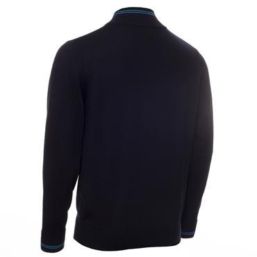 Calvin Klein Golf Gents Monaco Sweater Navy - Blue