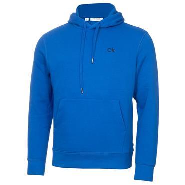 Calvin Klein Golf Gents Planet Performance Fleece Hoodie Nautical Blue