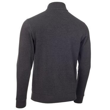 Calvin Klein Golf Gents Columbia Full Zip Top Charcoal - Marl