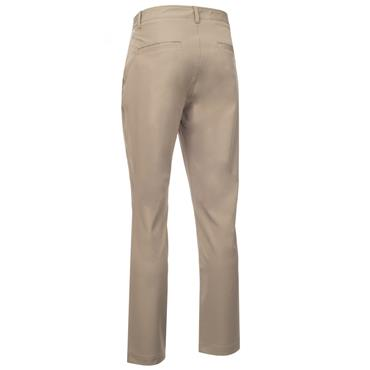 Calvin Klein Golf Gents Regular Fit Stretch Trouser Stone