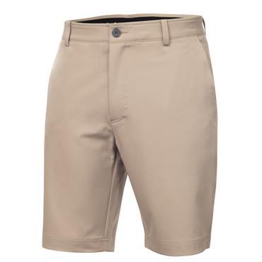 Calvin Klein Golf Gents Regular Fit Bullet Stretch Shorts Stone