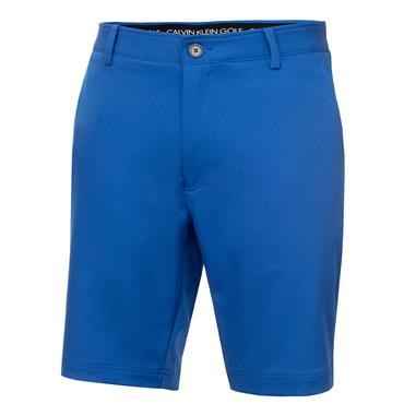 Calvin Klein Golf Gents Regular Fit Bullet Stretch Shorts Nautical
