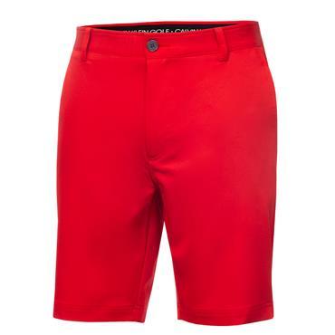 Calvin Klein Golf Gents Regular Fit Bullet Stretch Shorts Power Red