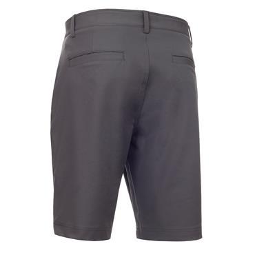 Calvin Klein Golf Gents Regular Fit Bullet Stretch Shorts Steel