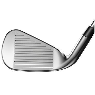 "Callaway Mavrik 7 Steel Irons 5-SW Plus 1"" Gents RH"
