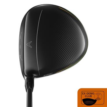 Callaway Ex Demo Epic Flash Driver Gents RH