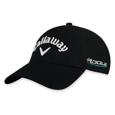 Callaway Gents Seamless Fitted Cap Black