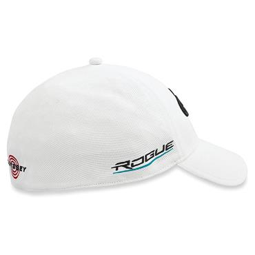 Callaway Gents Seamless Fitted Cap White