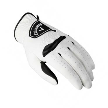 Callaway Weather Spann Ladies Golf Glove Left Hand White