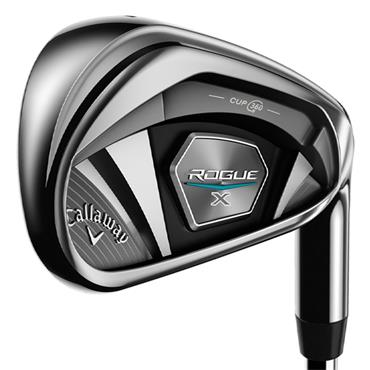 Callaway Rogue X 7 Steel Irons 5-SW Gents RH