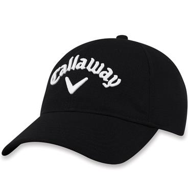 Callaway Gents Stretch Fitted Cap Black