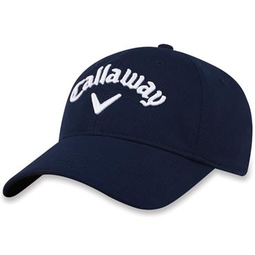 Callaway Gents Stretch Fitted Cap Navy