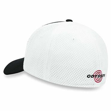 Callaway Mesh Fitted Cap Black - White