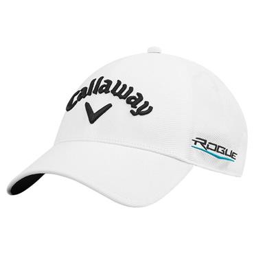 Callaway Tour Authentic Seamless Fitted Cap White