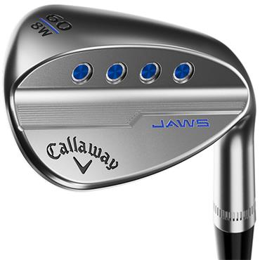 Callaway MD 5 Jaws Chrome Steel Wedge Gents LH