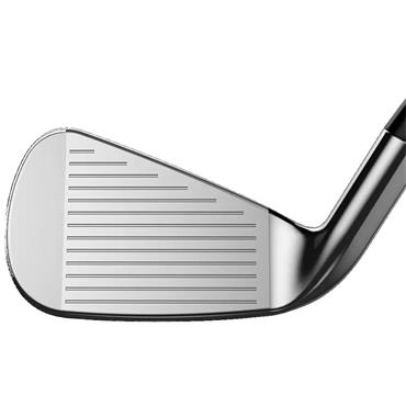 Callaway Epic Forged 7 Steel Irons 5-SW Gents LH