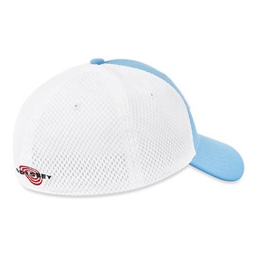 Callaway Mesh Fitted Cap Royal - White