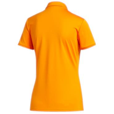 adidas Ladies Tournament Polo Shirt Orange