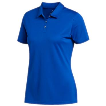 adidas Ladies Tournament Polo Shirt Royal Blue