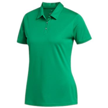 adidas Ladies Tournament Polo Shirt Green