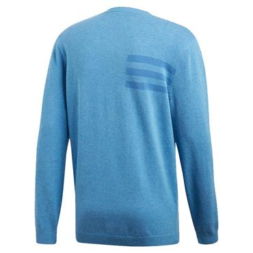 Adidas Gents Blend Crew Sweater Trace Royal