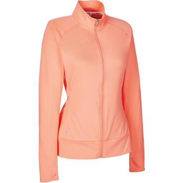 adidas Full Zip Rangewear Chalk - Coral