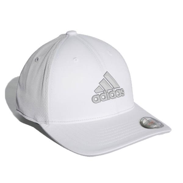 56d20b86 adidas Gents Climacool Tour Cap White | Golf Store