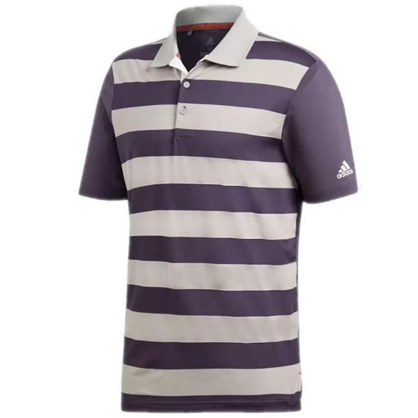 Rugby Shirt Gents Polo Adidas Trace Purple Ultimate 365 H2YeW9EDI