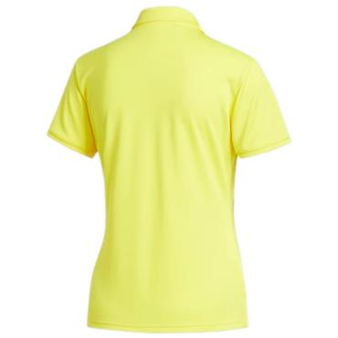 adidas Ladies Tournament Polo Shirt Yellow