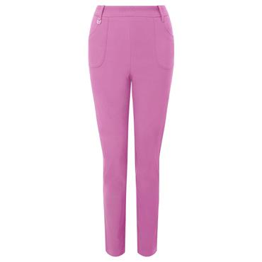 Callaway Ladies Tech Stretch Trousers Pink