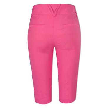 Callaway Ladies Pull On City Shorts Raspberry Sorbet