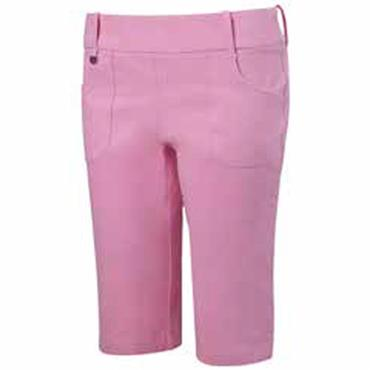 Callaway Ladies Pull On City Shorts II Pink