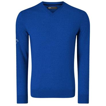 Callaway Gents Ribbed V-Neck Merino Sweater Surf The Web