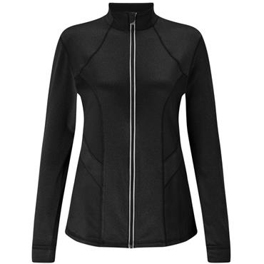 Callaway Ladies Strech Layering Top Caviar