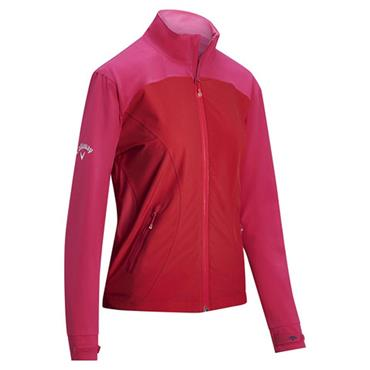 Callaway Ladies Liberty 3.0 Waterproof Jacket Teaberry