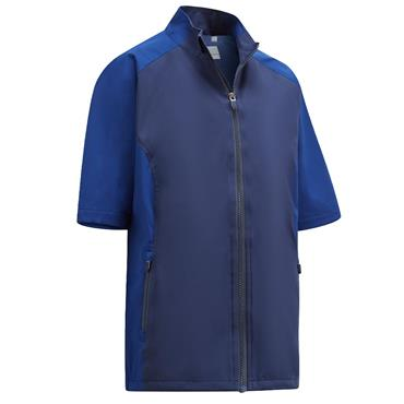 Callaway Ladies Short Sleeve Wind Jacket Peacoat