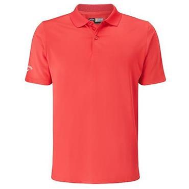 Callaway Gents Opti-Dri Polo Shirt Cayenne
