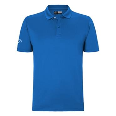 Callaway Gents Opti-Dri Polo Shirt Magnetic Blue